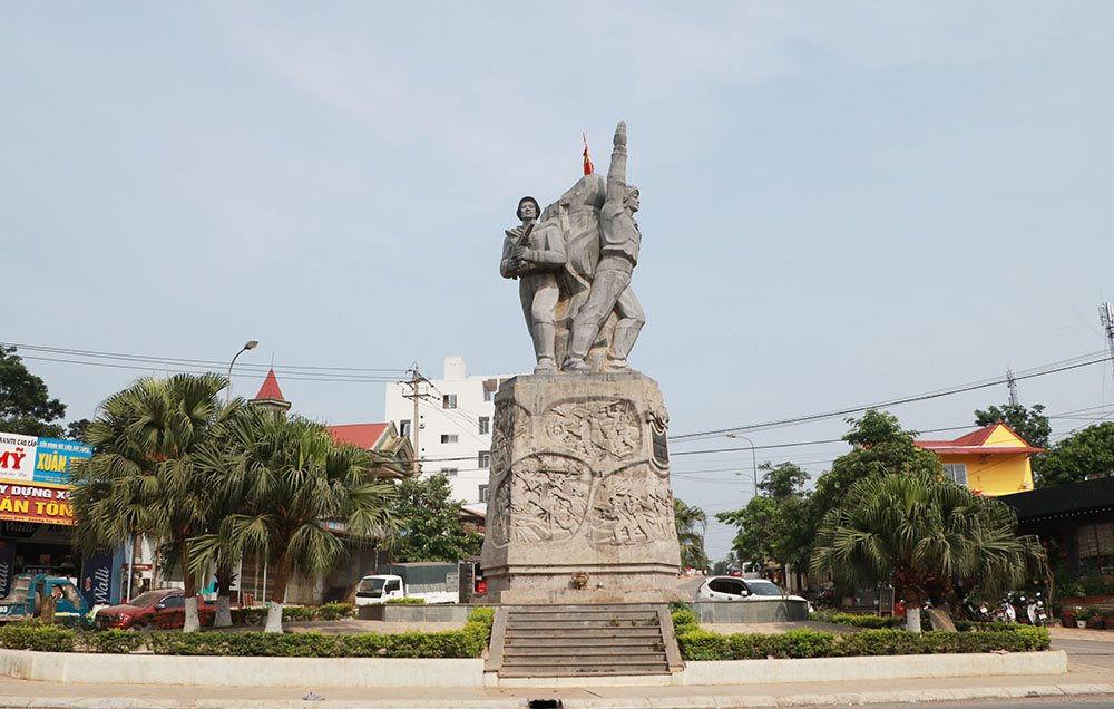 LUGARES DE LOS VESTIGIOS DE LA GUERRA DE VIETNAM